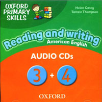 Oxford Primary Skills: American English - Level 3-4 | Class CD