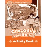 Crocodile in the House | Activity Book