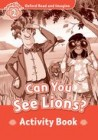 Can You See Lions? | Activity Book