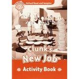 Clunk's New Job | Activity Book