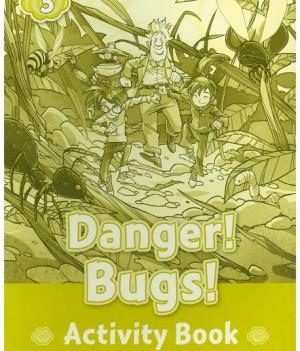 Danger Bugs! | Activity Book
