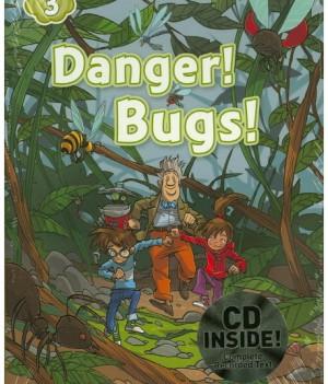 Danger Bugs! | Audio CD Pack