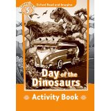Day of the Dinosaurs | Activity Book