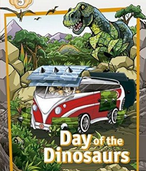 Day of the Dinosaurs | Audio CD Pack