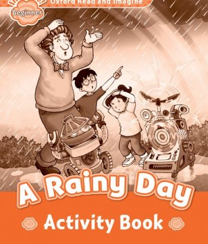 A Rainy Day | Activity Book