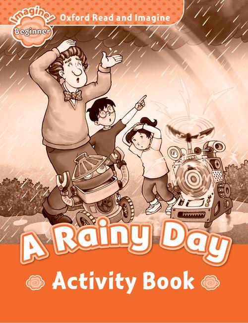 A Rainy Day | Activity Book
