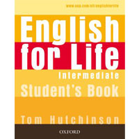 English for Life Intermediate | Student Book with Multi-ROM