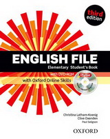 English File: Third Edition Elementary | Workbook with Key and iChecker