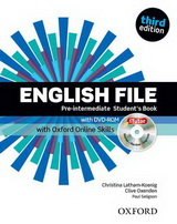 English File: Third Edition Pre-Intermediate | Multipack A