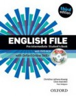 English File: Third Edition Pre-Intermediate | Student Book with iTutor and Online Skills Pack