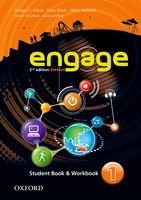 Engage: Second Edition Level 1 | Student Book/Workbook Pack with MultiROM