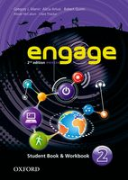 Engage: Second Edition Level 2 | Student Book/Workbook Pack with MultiROM