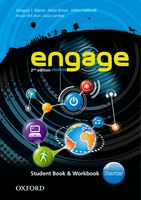 Engage: Second Edition Starter | Student Book/Workbook Pack with MultiROM