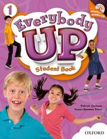 Everybody Up Level 1 | Student Book with Audio CD Pack