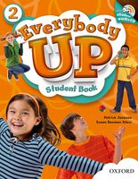 Everybody Up Level 2 | Student Book with Audio CD Pack