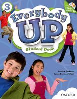 Everybody Up Level 3 | Student Book with Audio CD Pack