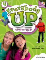Everybody Up Level 4 | Student Book with Audio CD Pack