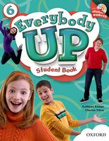 Everybody Up Level 6 | Student Book with Audio CD Pack