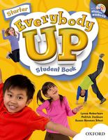 Everybody Up Starter | Student Book with Audio CD Pack