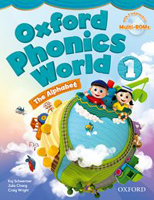 Oxford Phonics World: Level 1 | Student Book with Multi-ROM