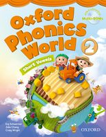 Oxford Phonics World: Level 2 | Phonics Cards