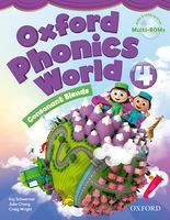 Oxford Phonics World: Level 4 | Phonics Cards