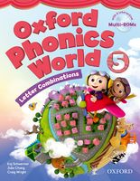 Oxford Phonics World: Level 5 | Student Book with Multi-ROM