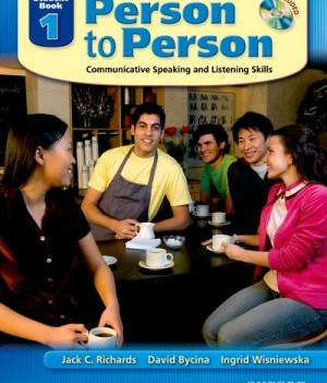 Person to Person: Third Edition Level 1 | Student Book with CD
