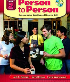 Person to Person: Third Edition Level 2 | Student Book with CD