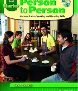 Person to Person: Third Edition Starter  | Student Book with CD