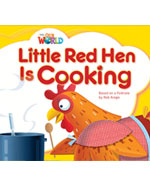 Little Red Hen is Cooking | Book (Fiction)