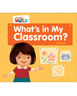 What's in my Classroom | Book (Non Fiction)