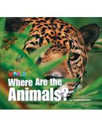 Where Are The Animals | Book (Non Fiction)