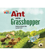 The Ant and the Grasshopper | Book (Fiction)