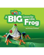 A Big Lesson for Little Frog | Non Fiction