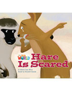 Hare is Scared | Book (Fiction)