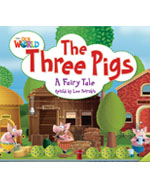 The Three Pigs | Book (Fiction)