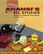 Anansi's Big Dinner | Fiction