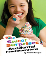 Sweet Surprises  | Non Fiction
