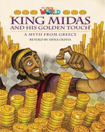 King Midas and His Golden Touch | Fiction