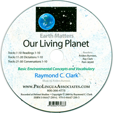 Our Living Planet | CD