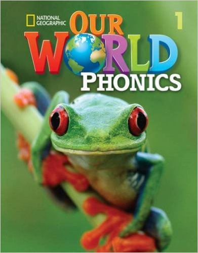 Our World Phonics 1 | Book with Audio CD