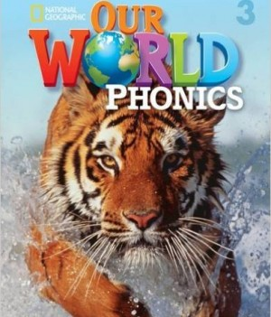 Our World Phonics 3   Book with Audio CD