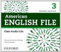 American English File Level 3 | Class CD (4)