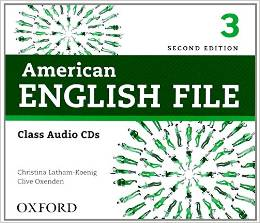 American English File Level 3 | Class CD (4)