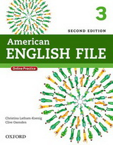 American English File Level 3 | Student Book: iTutor Pack
