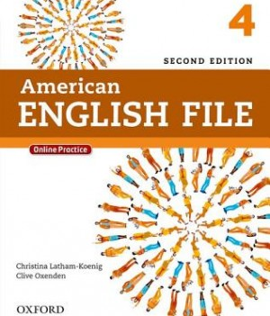 American English File Level 4 | Student Book: iTutor Pack