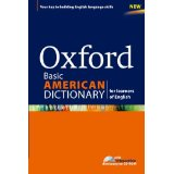 Oxford Basic American Dictionary Pack with CD-ROM | Dictionary Pack