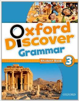 Oxford Discover 3 | Grammar Audio CD
