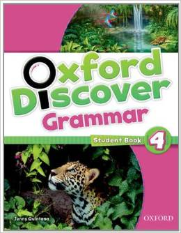 Oxford Discover 4 | Grammar Student Book